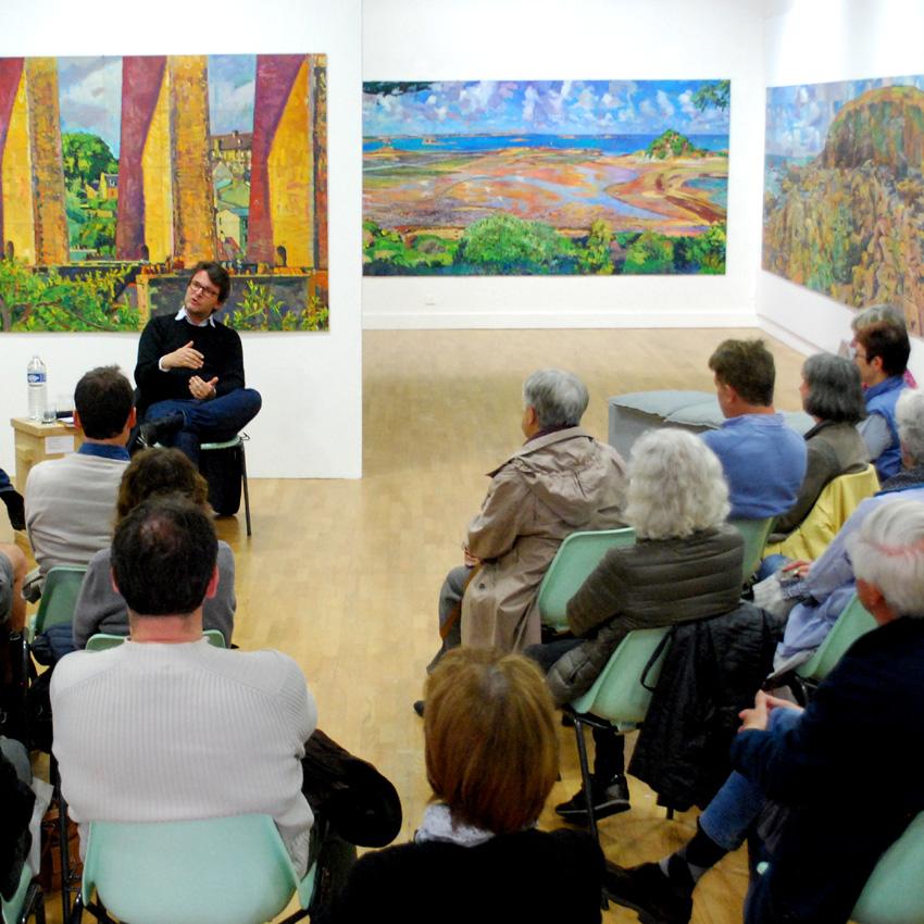Pierre Wat conférence R. Cavallo