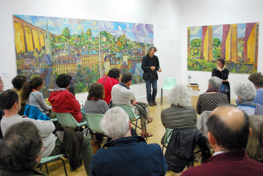 Conférence Ricardo Cavallo-Pierre Wat